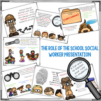 Introduction to the School Social Worker