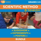 Introduction to the Scientific Method Unit for Third, Fourth and Fifth Grade