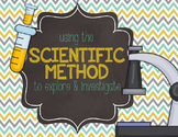 Introduction to the Scientific Method & Interactive Scienc