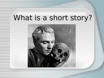 Introduction to the Short Story Power Point