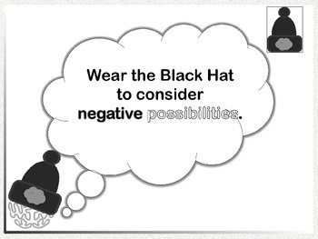 Traditional Six Thinking Hats, Part Two: What are the Possibilities?