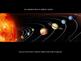 Le système solaire: PpT Introduction