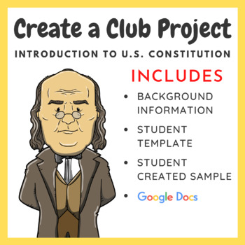 Introduction to the U.S. Constitution: Create a Club (Coll