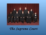 Introduction to the United States Supreme Court and Landma
