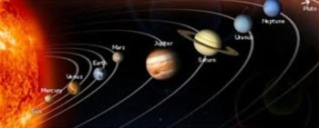 Introduction to the solar system, earth, and earth's moon