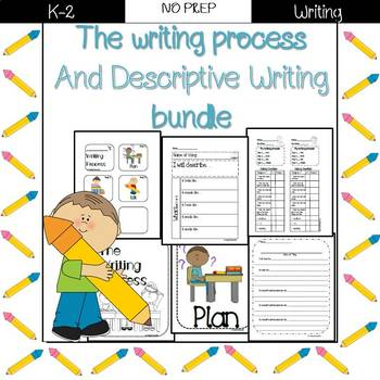 Introduction to the writing process and descriptive writing