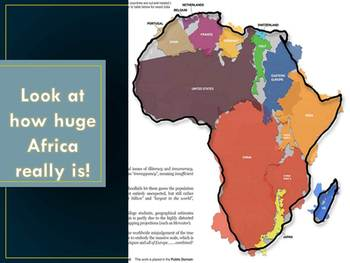 Introduction to/Geography of Africa PowerPoint