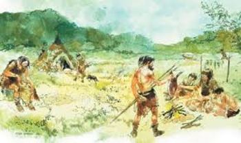 Introduction vocabulary to Hunters and Gatherers
