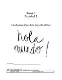 Introductions (Saludos y Despedidas)