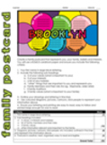 Introductory Activity to Begin a Unit on FAMILY
