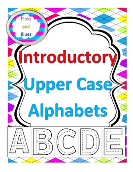 Introductory Alphabets Uppercase Letters