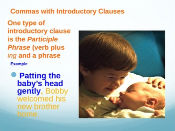 Introductory Clause Review