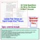 Genetics Introductory Vocabulary Quiz or Homework- Mendel's Work