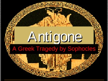 Introductory Lecture to Antigone
