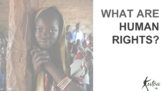 Introductory Lesson Plan on Human Rights