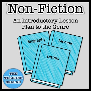 Introductory Lesson to Non-Fiction Genre