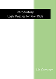 Introductory Logic Puzzles for Kiwi Kids