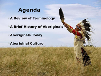 Introductory PowerPoint to Native / Aboriginal Studies