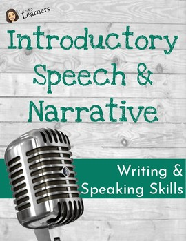Introductory Speech & Narrative Essay