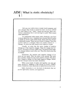 Introductory electricity unit