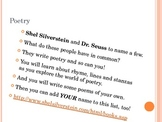 Introductuion of Poetry with PowerPoint