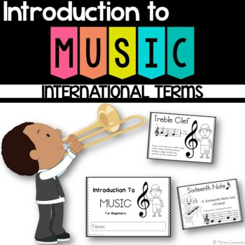 Introduction To Music - International Terms