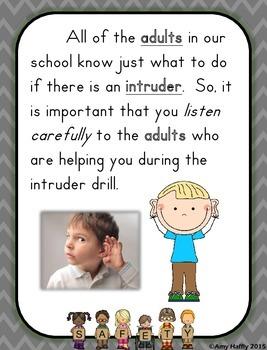 Intruder Drill Social Story: School-Wide Site License