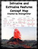 Intrusive & Extrusive Concept Map-MidnightStar