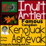 Inuit Artist: Famous Canadian Kenojuak Ashevak: Integrate Language Arts and Art