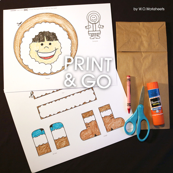 Inuit Craft - Eskimo Craft