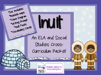 Inuit Facts and Writing Activity