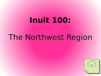 Inuit Hopi Kwakiutl Native Americans Information and Vocabulary Jeopardy