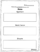 Inuit Menu Activity Template