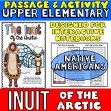 Native Americans: Inuit Passage with Activity