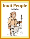 Inuit People Activity Fun