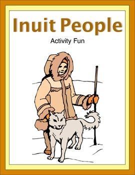 Inuit People Activity Fun