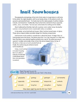 Inuit Snowhouses