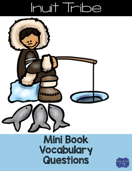 Inuit Tribe Mini Book