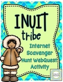 Inuit American Indians of the Arctic Internet Scavenger Hunt WebQuest