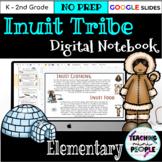 Inuit Tribe People Arctic - Digital Notebook - Google Slides