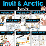 Inuit and Arctic Preschool and PreK Winter Activities