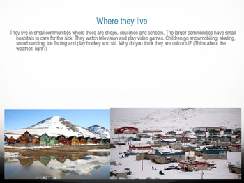 Inuit presentation