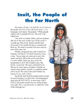 Inuit, the People of the Far North