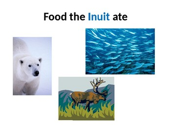 Inuit tribe Flashcards