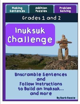 Inuksuk Challenge - 23 pages
