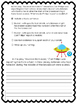 Invasion from Mars--Writing Prompt-Journeys Grade 4-Lesson 6
