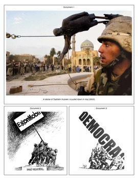 Invasion of Iraq (Document Packet)