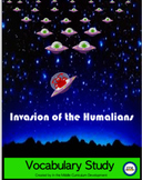 "Invasion of the ""Humaliens"" Vocabulary Study"