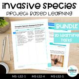 Invasive Species Activity Bundle