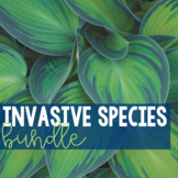 Invasive Species Bundle - Google Classroom Friendly